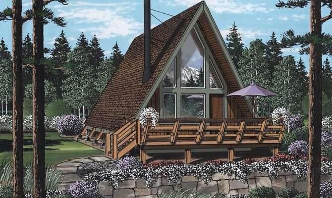Frame Home Plans