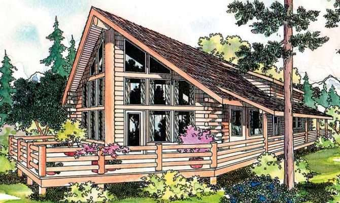 Frame House Plans Contemporary Modern Houses Homes Eplans
