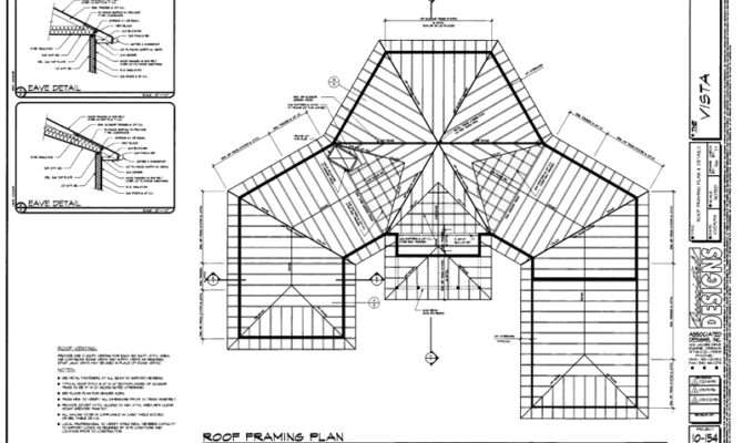 Frame Roof Plans Ordering House Plan Home