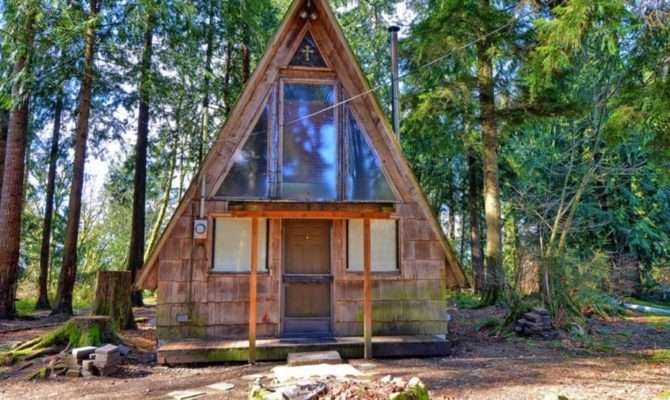Frame Tiny Home Sale Would Make Perfect