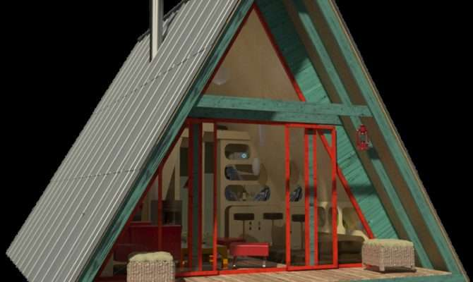Frame Tiny House Plans