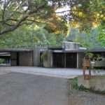 Frank Lloyd Wright Maynard Katharine Buehler House Located