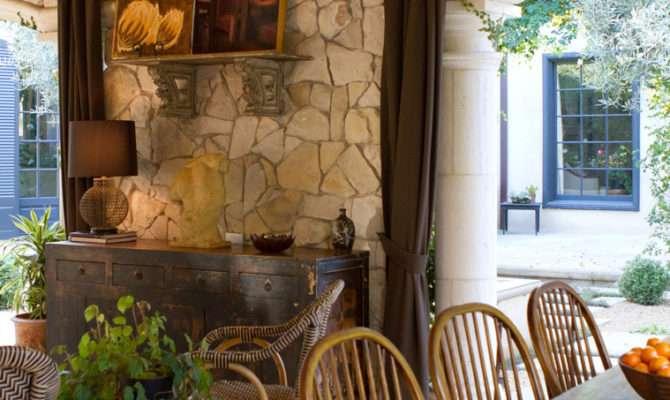 French Colonial Pasadena Charmean Neithart Interiors