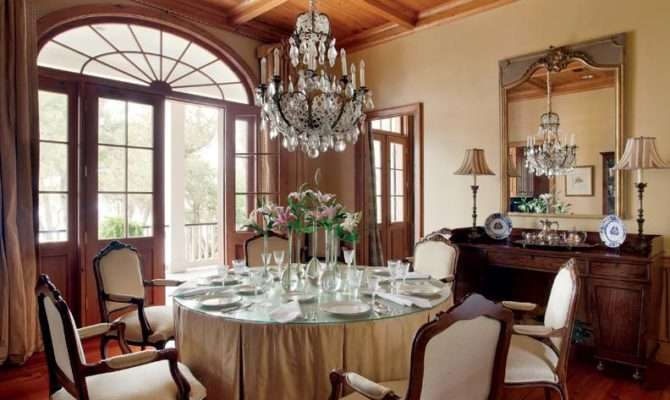 French Colonial Style New House Old