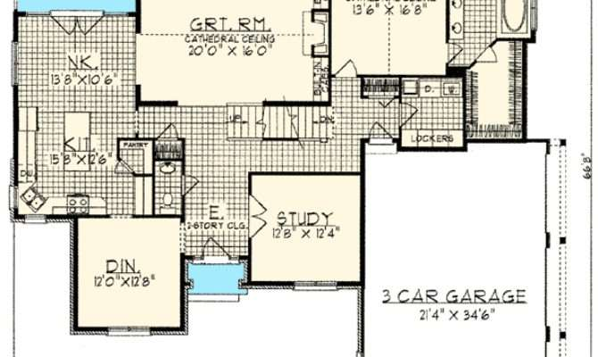 French Cottage House Plans Home Design Style