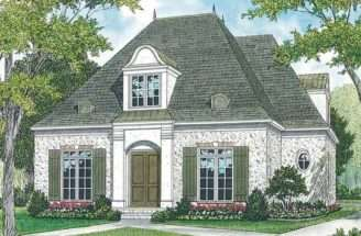 French Country Cottage House Plans Plan