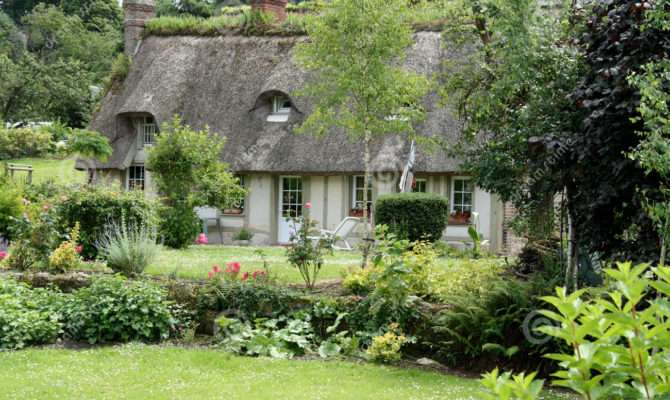 French Country Cottage Normandy