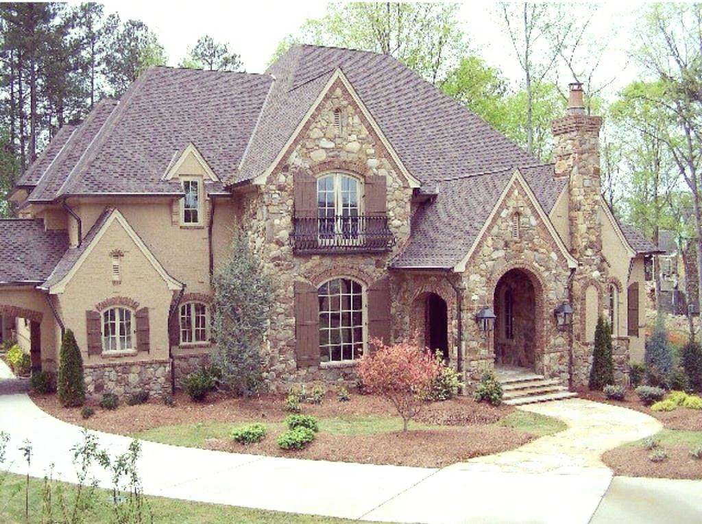 French Country House Design Luxury Plans Unique Exteriors