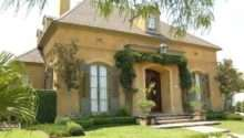 French Country House Plans Porte Cochere