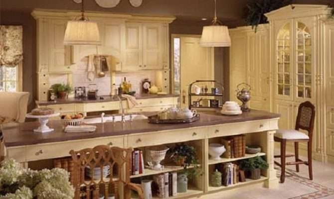 French Country Kitchen Decorating Ideas Cool