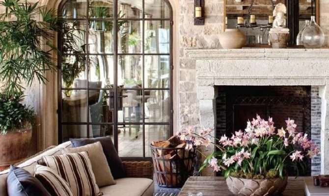 French Country Room Style