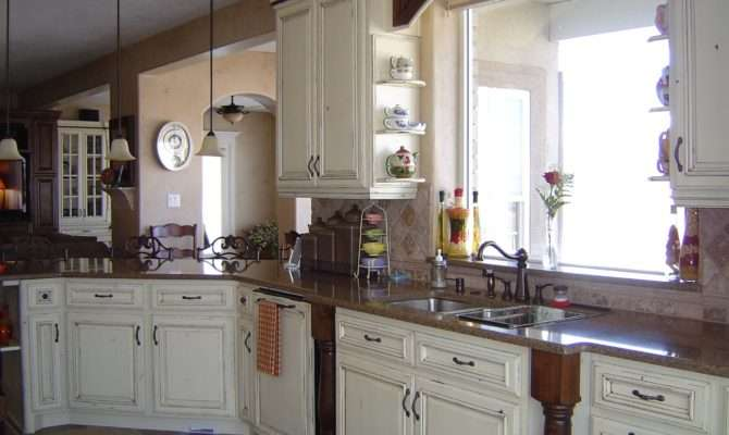 French Country Sinks Unique Ways Apply Kitchen Ideas