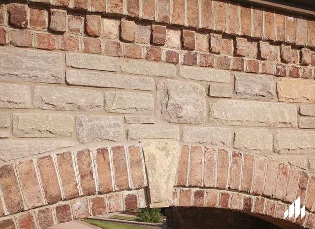 French Country Stone Nottingham Tudor Brick Home North