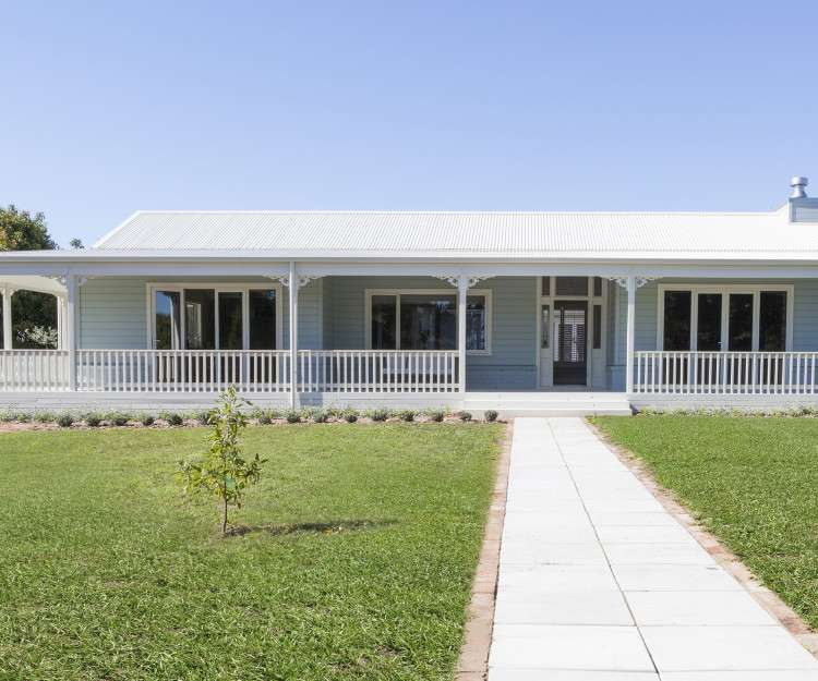 French Country Style New Build Tauranga Homes Love