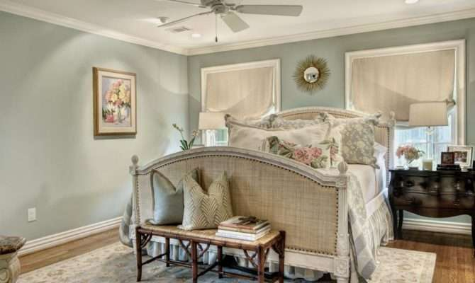 French Country Style Ranch Home Gets