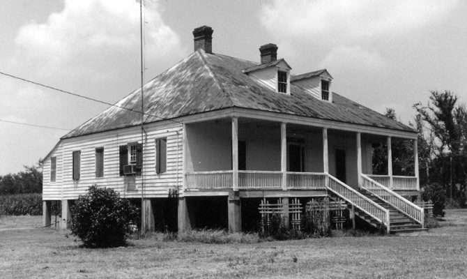 French Creole Louisiana Architecture Handbook Styles