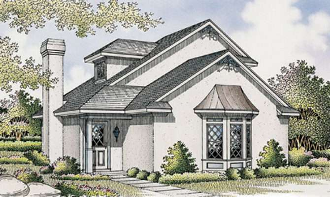 French Eclectic House Plans Westhome Planners