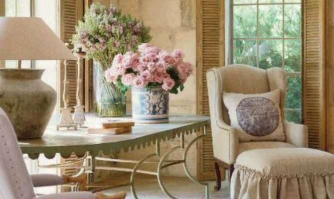 French Farmhouse Decor Inspiration Ideas Part