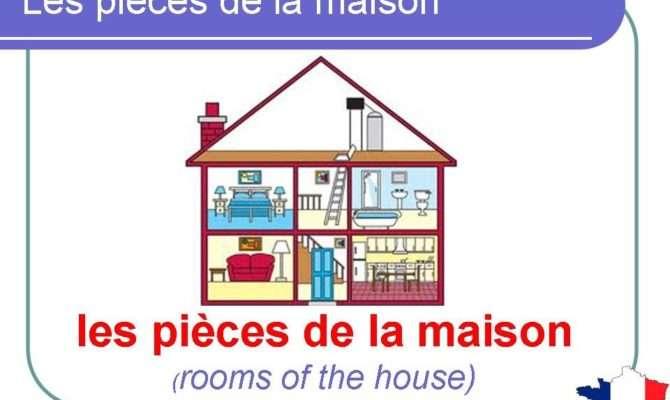 French Lesson Rooms House Les Ces Maison