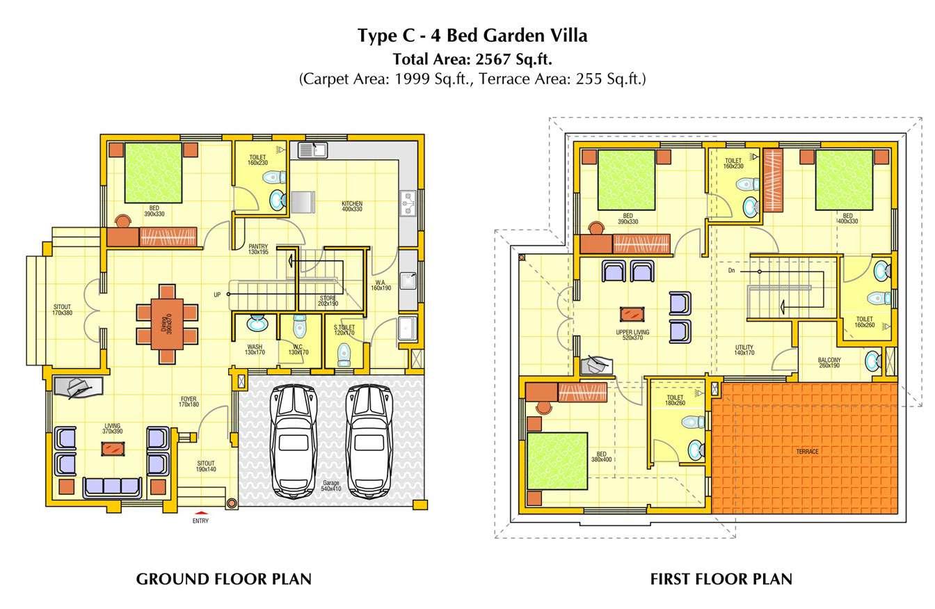 Fresh Modern Floor Design Home Third