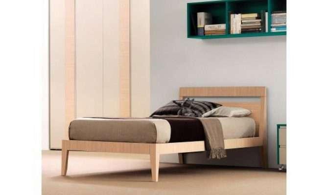 Fresh Modern Single Bed Home Interior Design
