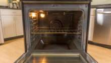 Frigidaire Fpef Review Lackluster Cooktop Makes Range