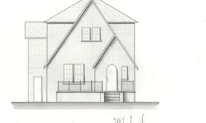 Front Elevation Drawings