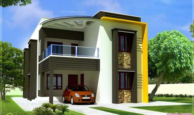Front Elevation Modern House Design