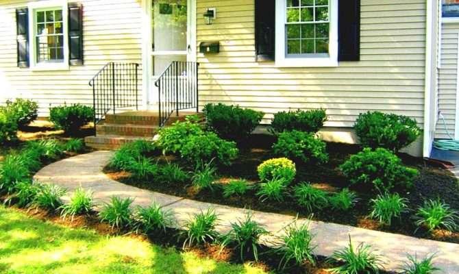 Front House Garden Design Ideas Home Decor Interior