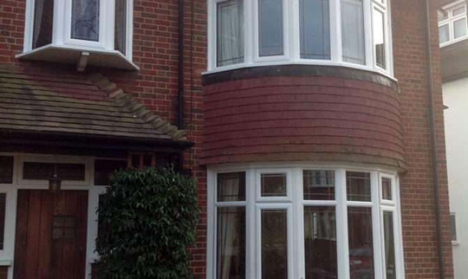 Front House Window Door Installation Sci