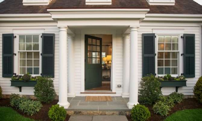 Front Porch Additions Cape Cod