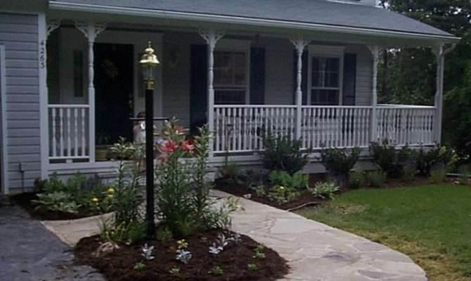 Front Porch Designs Colonial Homes Home Design Lover Best
