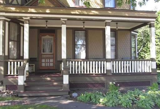 Front Porch Designs Victorian Homes Homemade Ftempo