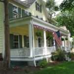 Front Porch Ideas Colonial Homes