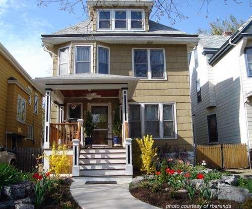 Front Porch Ideas Designs