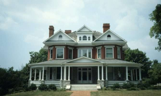 Front Thomas Benton Ashby House Mount Airy Surry
