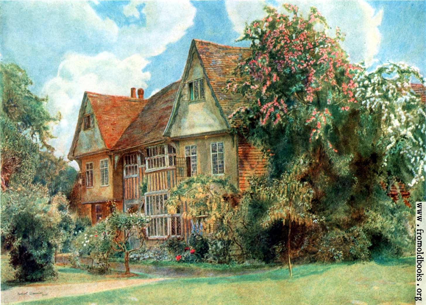 Frontispiece Cranbrook Kent