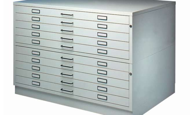 Furniture Office Storage Architectural Plans Steel Plan Chest