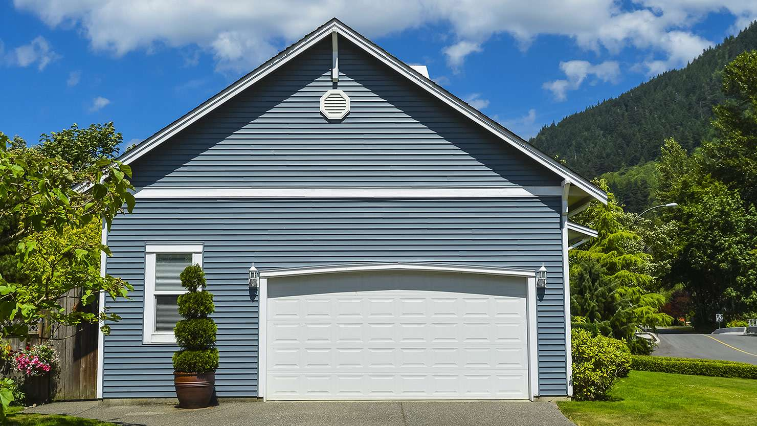 Gable Garage