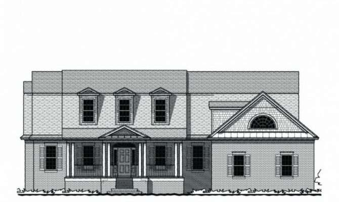 Gambrel House Plans Danutabois
