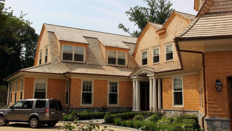 Gambrel Roof Shingle Style House West Nyack