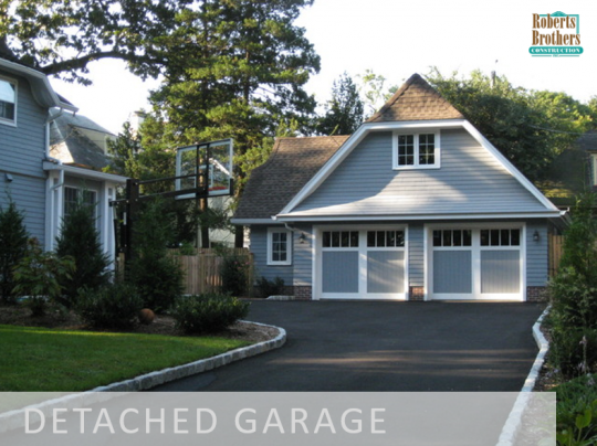 Garage Additions Contractor Roberts Brothers Construction