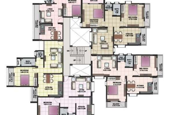 Garage Apartment First Second Floor Plans Stroovi