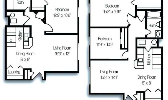 Garage Apartment Floor Plans Latest Bestapartment