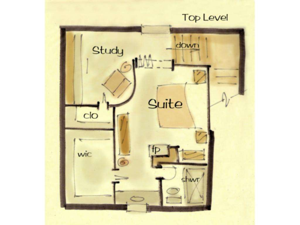 Garage Apartment Plan House