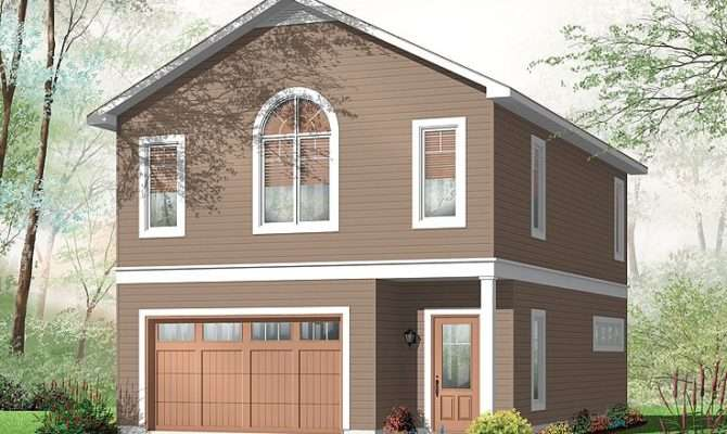Garage Apartment Plans Carriage House Plan Car Design