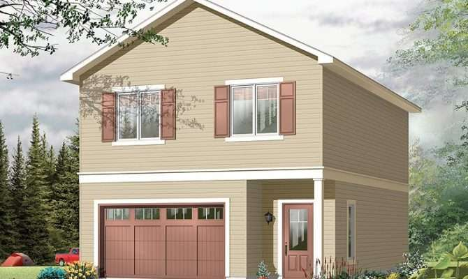 Garage Apartment Plans Carriage House Plan Single