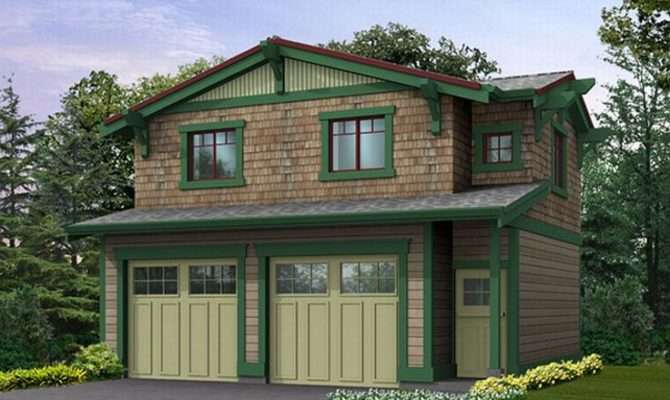 Garage Apartment Plans Craftsman Style Plan Design