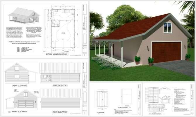Garage Apartment Plans Instant Apartments