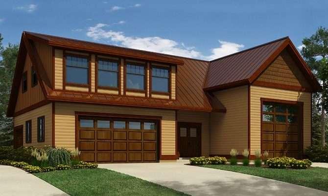 Garage Apartment Plans Plan Car
